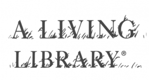 a-living-library-logo